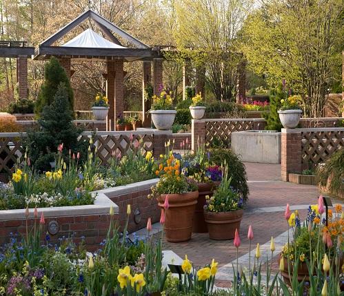 Wallpaper Garden Ideas December 2012