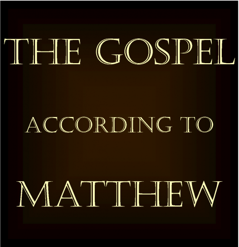 the gospel according to matthew essay Il vangelo secondo matteo was released in the us as the gospel according to st matthew [video essay] this film seems to the most beautiful gospel film i.