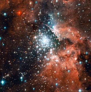 NASA, ESA and the Hubble Heritage (STScI/AURA)-ESA/Hubble Collaboration