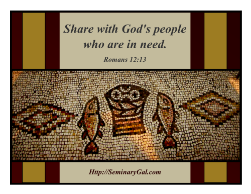 share with gods people