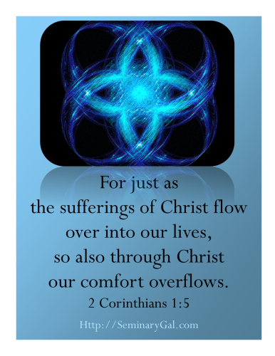 sufferings overflow