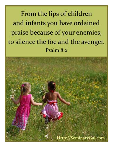 ordained praise