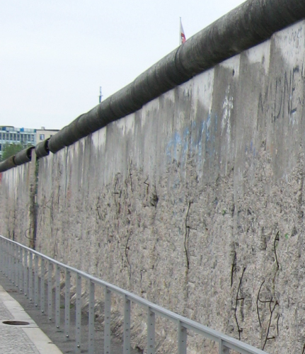 Secure the Borders? The Berlin Wall