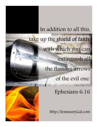 Weapon of Faith