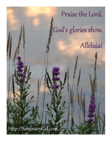 Praise the Lord God's Glories Show