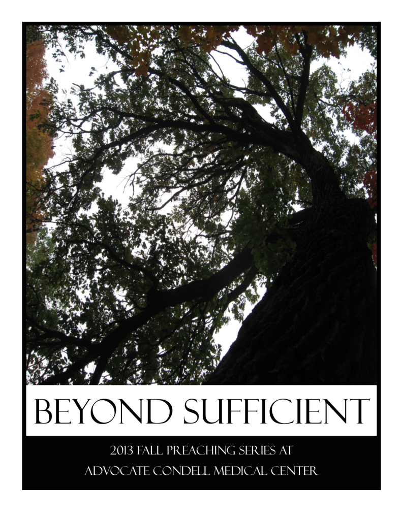 beyond sufficient