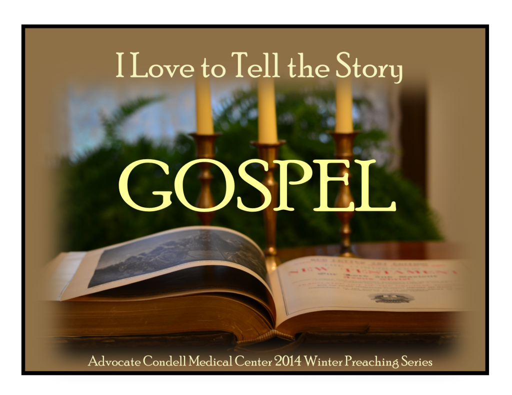 Gospel Love to Tell the Story