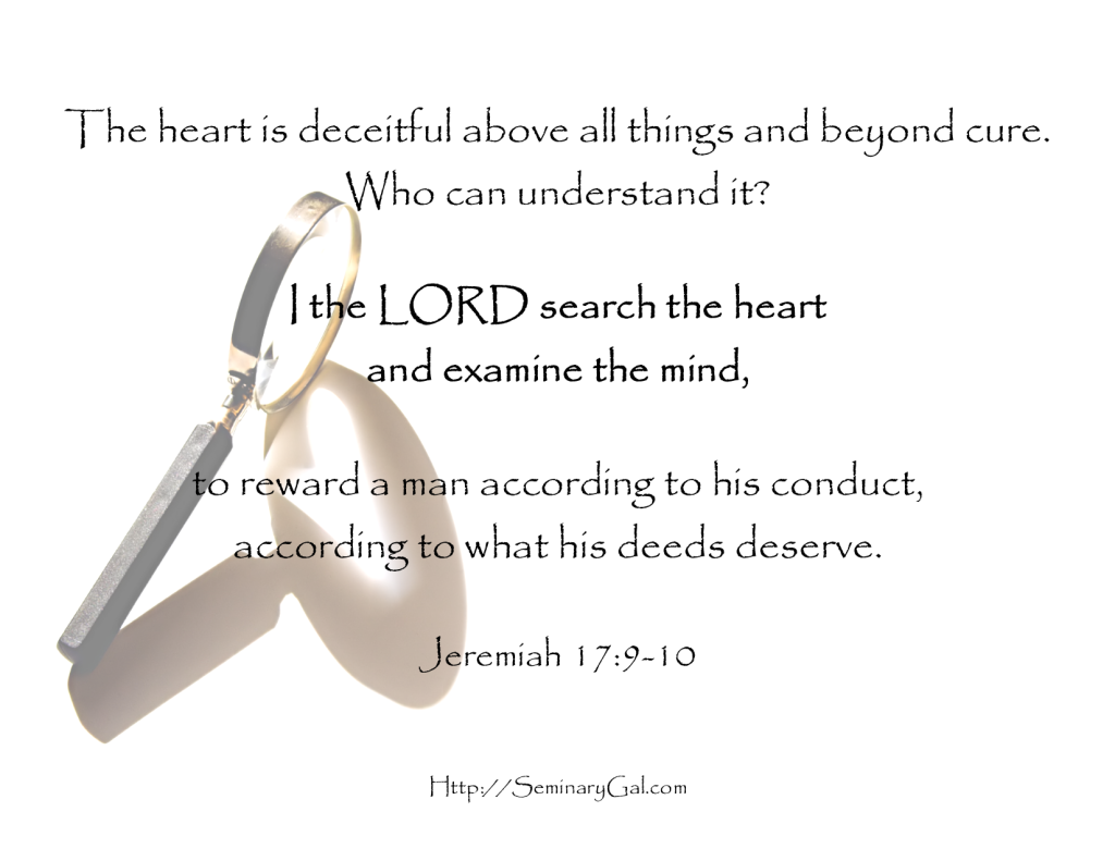 search the heart