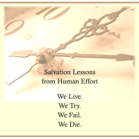 Salvation lessons from human history