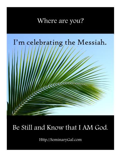 SGL 2014 Palm Sunday