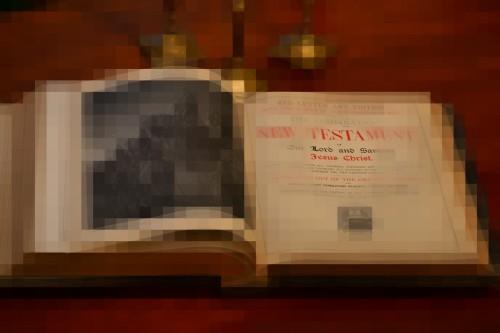 Bible pixel