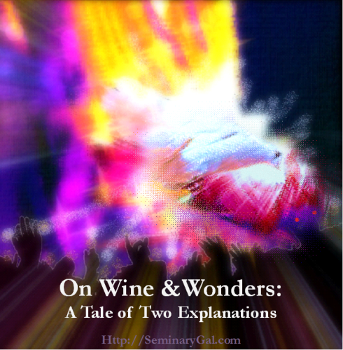 on wine and wonders