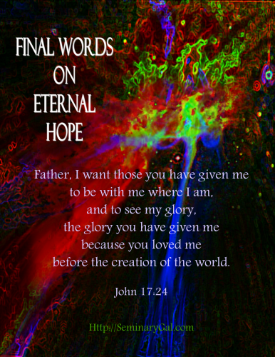 on eternal love and glory