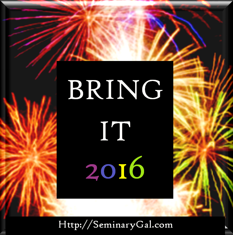 bring it 2016 New Year