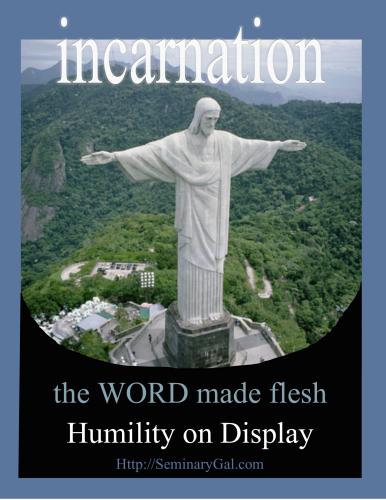 humility on display