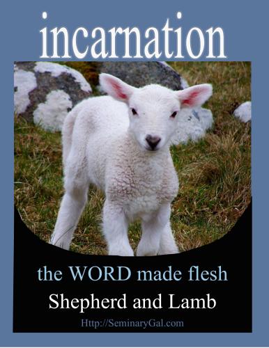 Shepherd and Lamb of God
