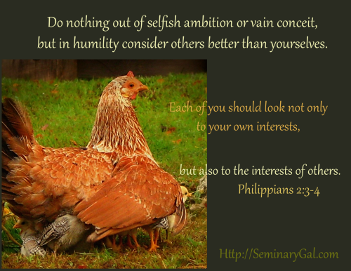 fellowship considers others