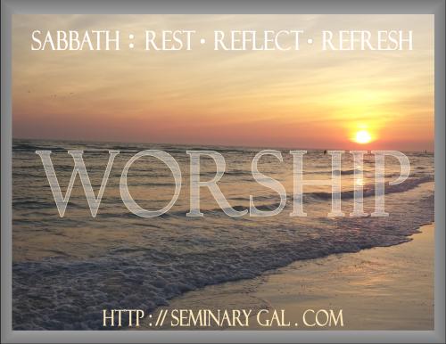 sabbath worship 5