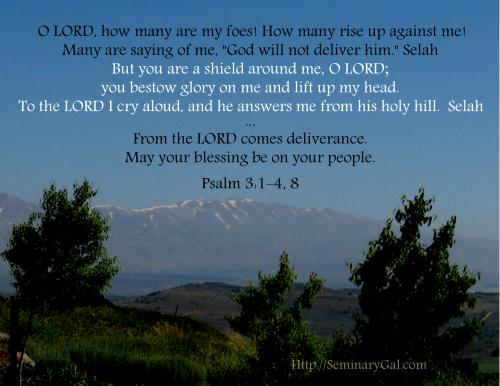 Psalm 3