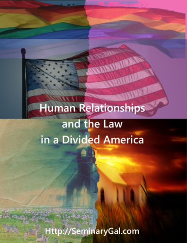 human relationships and the law