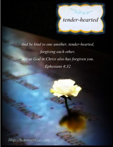 tiny-virtues-tender-hearted 9/11 memorial never forget